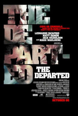 Poster for The Departed