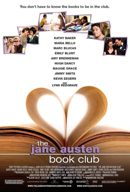 Poster for The Jane Austen Book Club