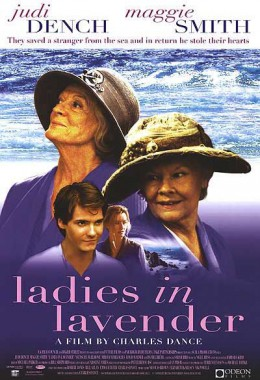 Poster for Ladies in Lavender