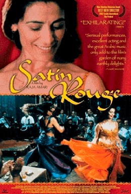 Poster for Satin Rouge