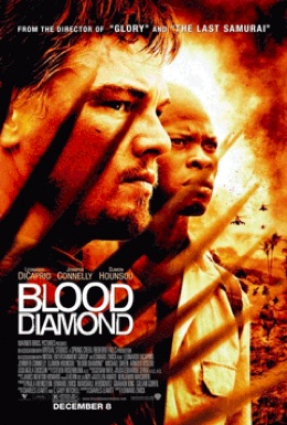 Poster for Blood Diamond
