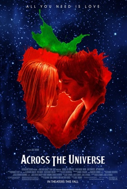Poster for Across the Universe