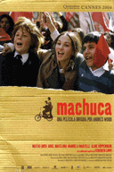Poster for Machuca