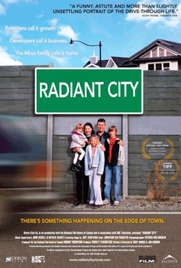 Poster for Radiant City