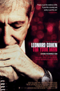 Poster for Leonard Cohen: I'm Your Man