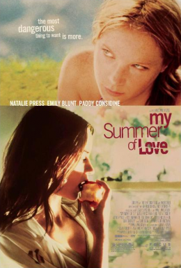 Poster for My Summer of Love