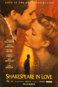 Poster for Shakespeare in Love