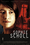 Poster for Sophie Scholl: The Final Days
