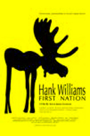 Poster for Hank Williams First Nation