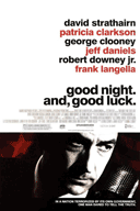Poster for Good Night, and Good Luck