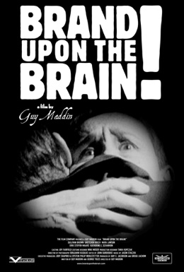 Poster for Brand Upon the Brain!
