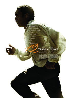Poster for 12 Years a Slave