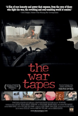 Poster for The War Tapes