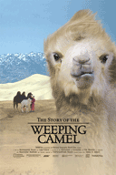 Poster for The Story of the Weeping Camel