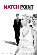 Poster for Match Point