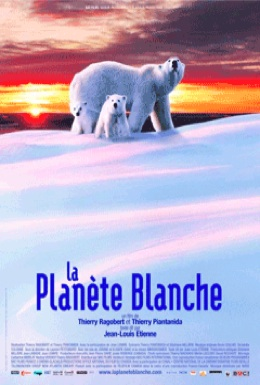 Poster for The White Planet