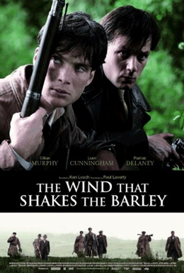 Poster for The Wind that Shakes the Barley