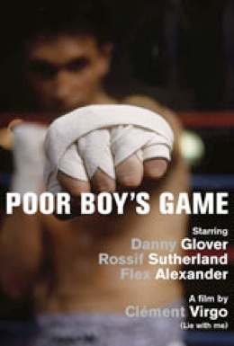 Poster for Poor Boy's Game