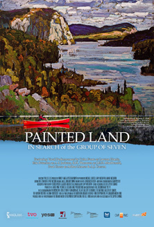 Poster for Painted Land: In Search of the Group of Seven