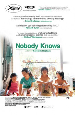 Poster for Nobody Knows