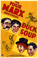 Poster for Duck Soup