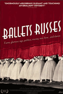 Poster for Ballets Russes