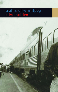 Poster for Trains of Winnipeg