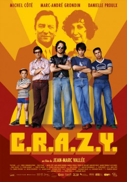 Poster for C.R.A.Z.Y.