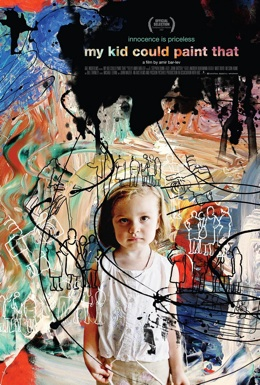 Poster for My Kid Could Paint That