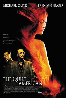 Poster for The Quiet American