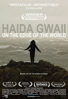 Poster for Haida Gwaii: On the Edge of the World