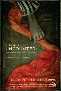 Poster for A People Uncounted