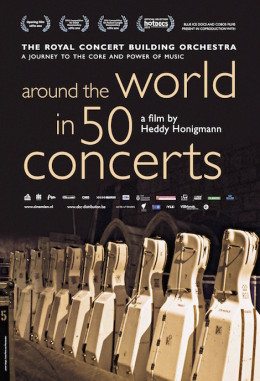 Poster for Around the World in 50 Concerts