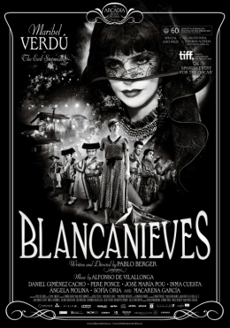 Poster for Blancanieves (Snow White)