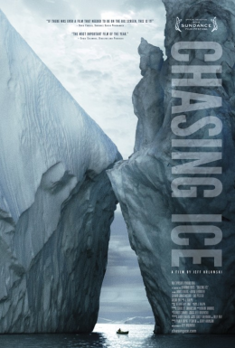 Poster for Chasing Ice