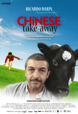 Poster for Un cuento chino (Chinese Take-Away)