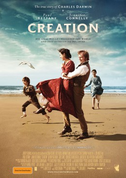 Poster for Creation