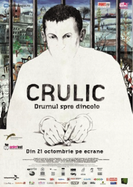 Poster for Crulic – drumul spre dincolo (Crulic – The Path To Beyond)