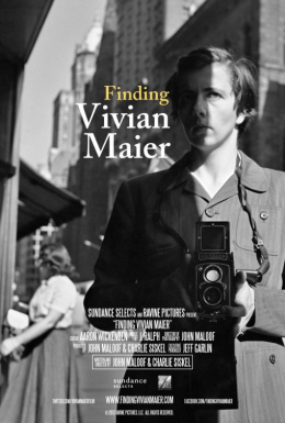 Poster for Finding Vivian Maier