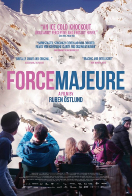 Poster for Force Majeure