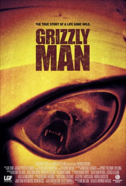 Poster for Grizzly Man