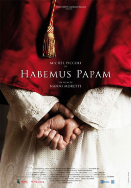 Poster for Habemus Papam (We Have a Pope)