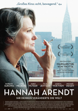 Poster for Hannah Arendt