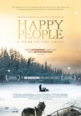 Poster for Happy People: A Year in the Taiga