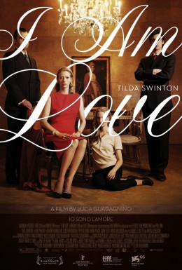 Poster for I Am Love