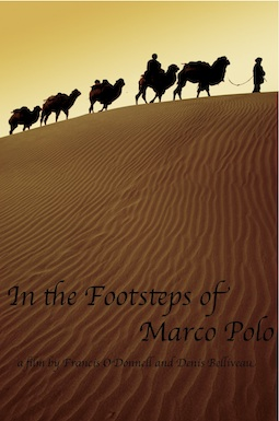Poster for In the Footsteps of Marco Polo