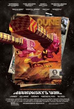 Poster for Jodorowsky's Dune