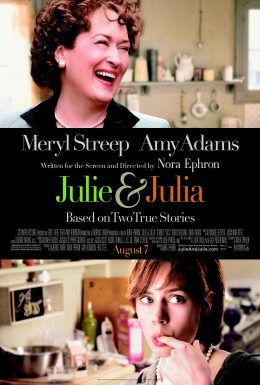 Poster for Julie and Julia