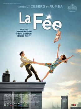 Poster for La fée (The Fairy)