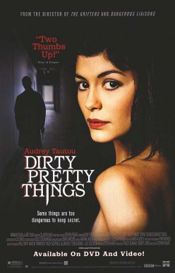 Poster for Dirty Pretty Things